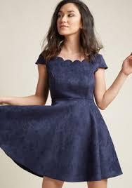 scoop neck dresses modcloth