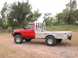 Dodge Dakota Truck Tool Box - customized dakota flatbeds