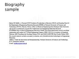 Bio Data Resume Lec 7 Bio Data Cv And Resume 1 Abc