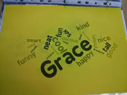 what colour paper did roald dahl write on adjective frenzy i printed each student a piece of paper with their name they were encouraged to decorate their name then we each got a coloured