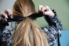 hair ribbon the choker that is also a hair bow skafeed fashion