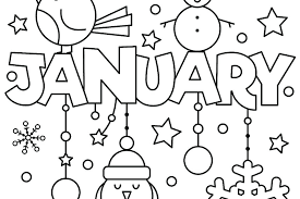 january coloring pages for kindergarten january coloring page new year coloring pages printable fun to help
