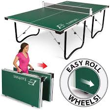 collapsible ping pong table folding table tennis table furniture design