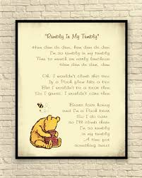 classic winnie the pooh pooh song lyrics pooh wall art zoom