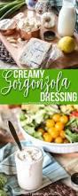 simple thanksgiving dressing recipe simple creamy gorgonzola dressing recipe the pinning mama