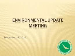 Council On Environmental Quality Guidelines Webinar On The March 19 1983 Economic And Environmental