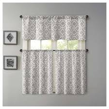 Kitchen Curtains At Target by 24 Inch Cafe Curtains Target