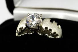 batman wedding ring batman wedding ring with diamond wedding ideas vhlending