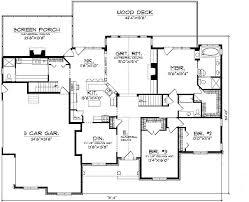 Bungalow Floor Plans With Basement 106 Best House Plans Images On Pinterest House Floor Plans