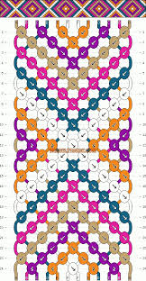 bracelet friendship pattern images Friendship bracelet pattern 4300 by jester13 picmia jpg