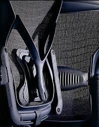 Herman Miller Aeron Executive Chair Executive Aeron Chair By Herman Miller Polished Aluminum Frame