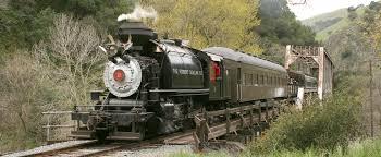 sunol train of lights home niles canyon railway