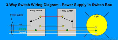 3 ways switch wiring diagrams diagram site