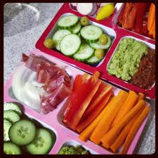 snack plate meatified