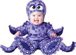 baby costume tiny tentacles octopus infant toddler costume buycostumes