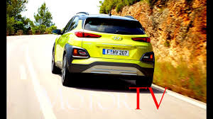compact suv all new 2018 hyundai kona l clip youtube