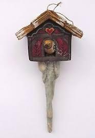 pam schifferl ornament enchanted winters folk