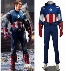 civil war halloween costumes captain america 3 civil war captain america cosplay costume deluxe