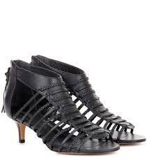 polo ralph lauren allison leather sandals black women ralph lauren