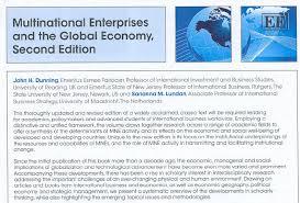 Universities As Multinational Enterprises The Multinational Eiba Newsletter