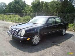 1999 black mercedes e 320 sedan 11327307 gtcarlot com