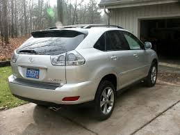lexus rx 400h used review 2007 lexus rx 400h 5 door suv