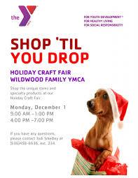 holiday craft fair gateway region ymca