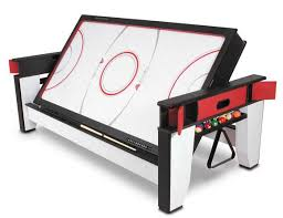 kids air hockey table air hockey to billiards table playroom games mywonderlist