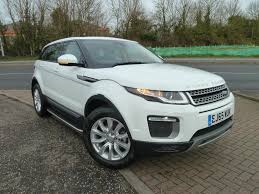 land rover discovery 2015 white land rover range rover evoque 2 0 ed4 se 5dr 2wd white 2015 12