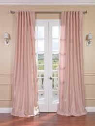 faux dupioni silk curtains foter