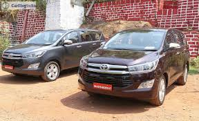 toyota lexus suv price in india 2016 toyota innova crysta launch price specifications images