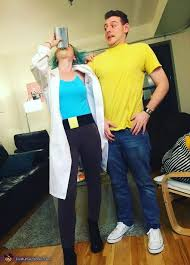 Halloween Costumes Nerd 25 Couples Cosplay Ideas Cosplay Costumes