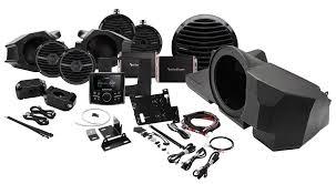 fosgate polaris rzr stage 4 stereo kit