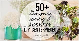 diy centerpiece ideas the 50 plus best diy summer centerpiece ideas