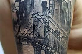 city tattoo designs