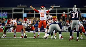 alex smith made the patriots look like clowns si com