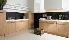 cuisine chene massif moderne cuisine moderne chene le bois chez vous