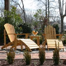 Adirondack Outdoor Furniture Adirondack Fan Back Chair Dfohome