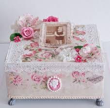 shabby chic box cake vintage box cake by elgi cakesdecor