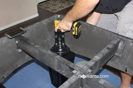 seven foot black and tan dk billiards u0026 service orange county ca