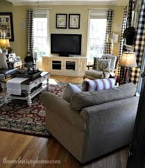 Best  Plaid Living Room Ideas Only On Pinterest Country - Country family room ideas