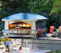 artisan fire pizza oven by kalamazoo outdoor gourmet pursuitist