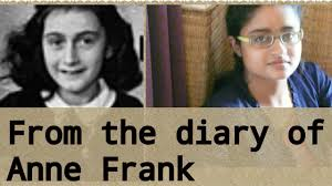 from the diary of anne frank summary in hindi youtube
