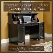 Edgewater Computer Desk Sauder Edge Water Computer Desk Home Furniture Decoration