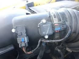 Dodge Ram Cummins 2012 - 2011 dodge ram 2500 which are the specific iat wires turbo