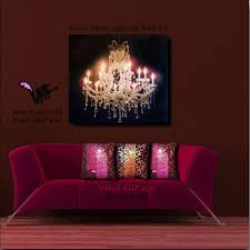 led light chandelier canvas editonline us