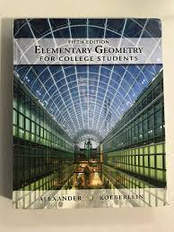elementary geometry for college students 5th edition amazon com