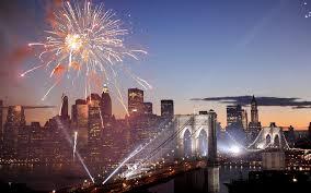 Street New York City Hd World Wallpapers Ololoshenka Pinterest by City Brooklyn Bridge New York Cities Fireworks Wallpapers