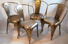 Copper Bistro Chair French Bistro Chairs Metal