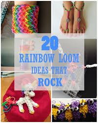 20 rainbow loom ideas that rock hobbycraft blog
